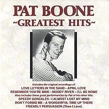 pat boone hit songs