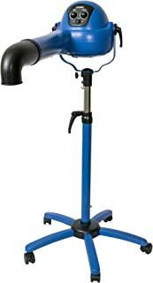 """XPOWER B-16 """"Pro Finisher"""" is a Powerful Yet Quiet 1/4-HP Brushless DC Motor Stand Pet Dryer
