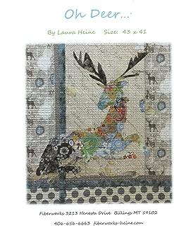 deer applique pattern