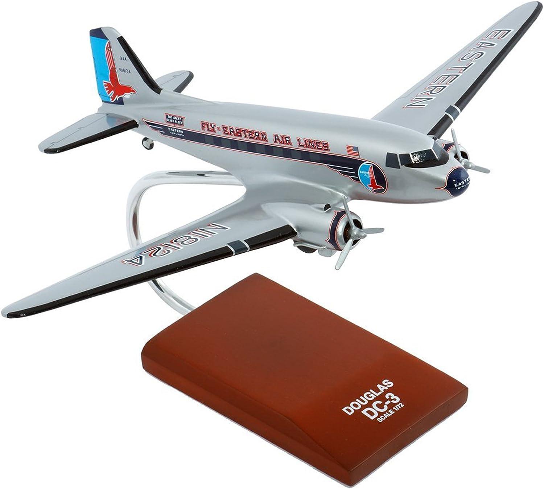 Daron Worldwide Trading G0572 DC-3 Eastern 1 72 AIRCRAFT