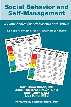 Social Behavior and Self-Management: 5-Point Scales for Adolescents and Adults
