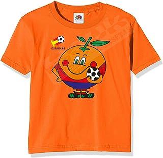 Desconocido Camiseta Naranjito