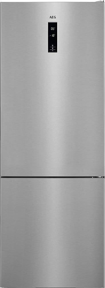 Aeg frigorifero combinato total no frost multiair flow, 360 l, a++ AEG RCB73821TX
