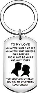 Key Chain Ring Christmas Gifts For Boyfriend