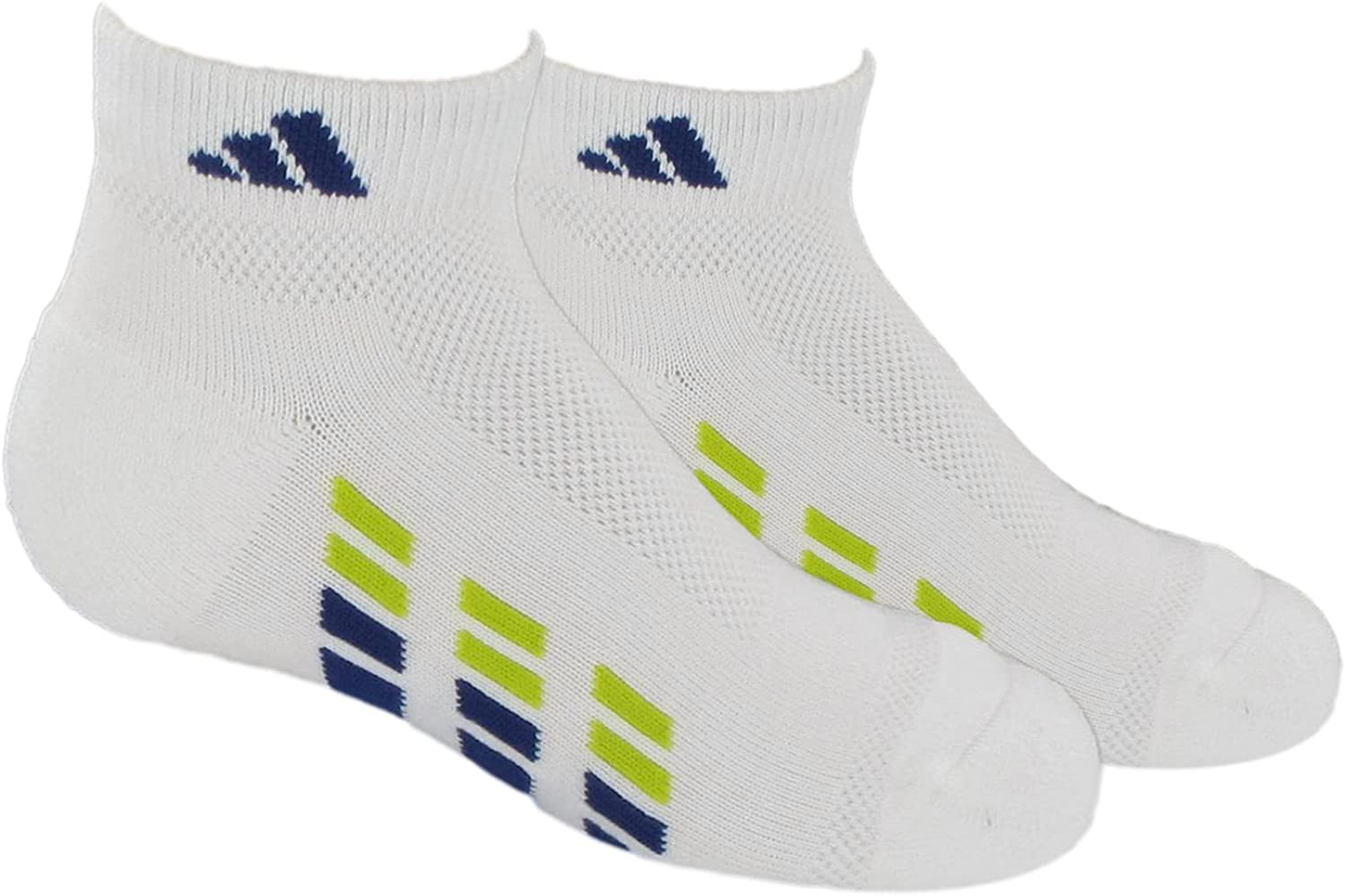 adidas Boy's Youth Climacool X- Low-Cut Sock (Pack of 2)