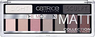 Catrice The Modern Matt Collection Eyeshadow Palette - 010 The Must-Have Matts