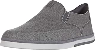 حذاء رجالي مسطح من Rockport مطبوع عليه Austyn Slipon