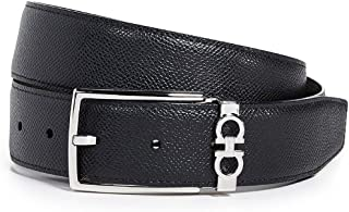 Salvatore Ferragamo Men's Gancio Reversible Belt