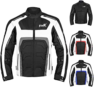 Textile Motorcycle Jacket For Men Dualsport Enduro...