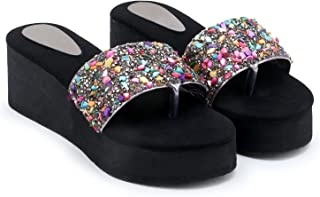 TREMBLAY WEDGES HEEL SANDAL FOR WOMEN AND GIRLS