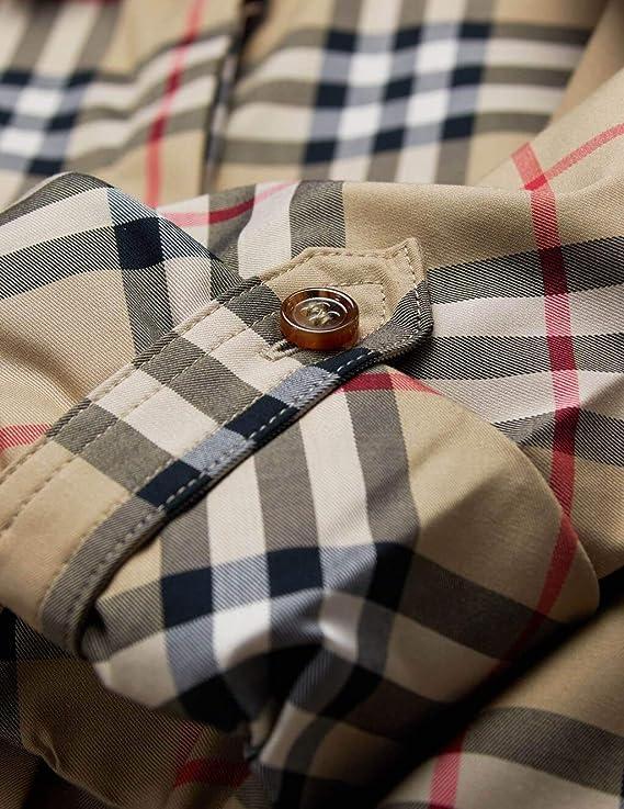 Burberry 8018475 - Camisa para mujer, color beige beige ...