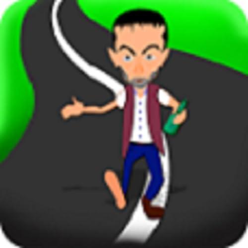 Crazy Drunk Man: Running Game Pro