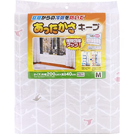 ワイズ 暖房関連グッズ ホワイト 約40×200cm あったかキープパネル ツリー M SX-069