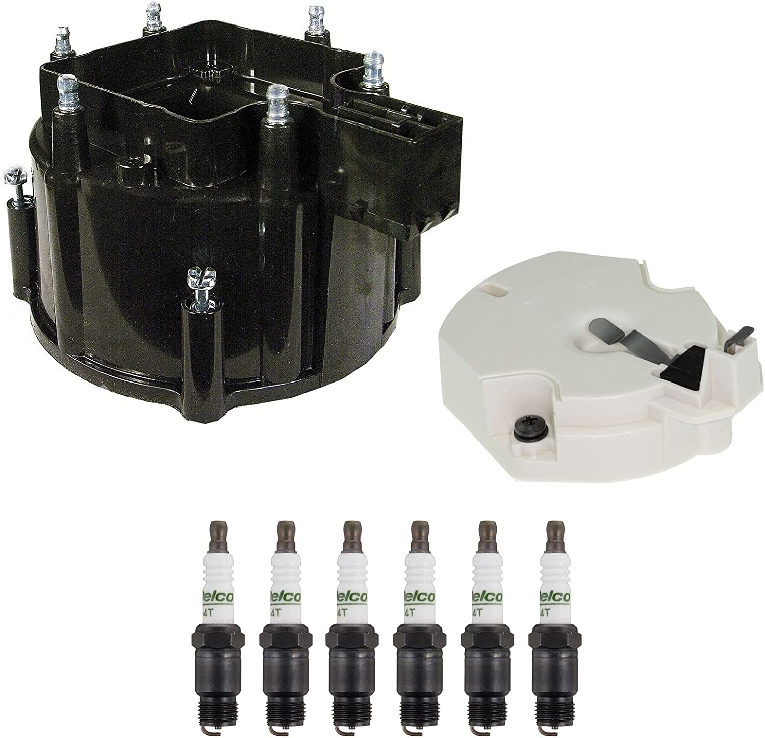 Replacement Max 59% OFF Distributor Cap and Kit Ranking TOP11 Rotor