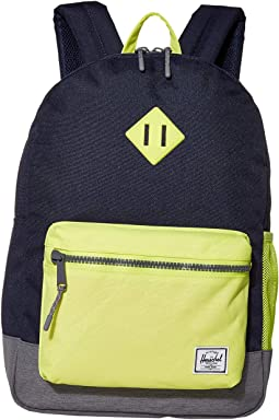 Peacoat/Highlight/Mid Grey Crosshatch
