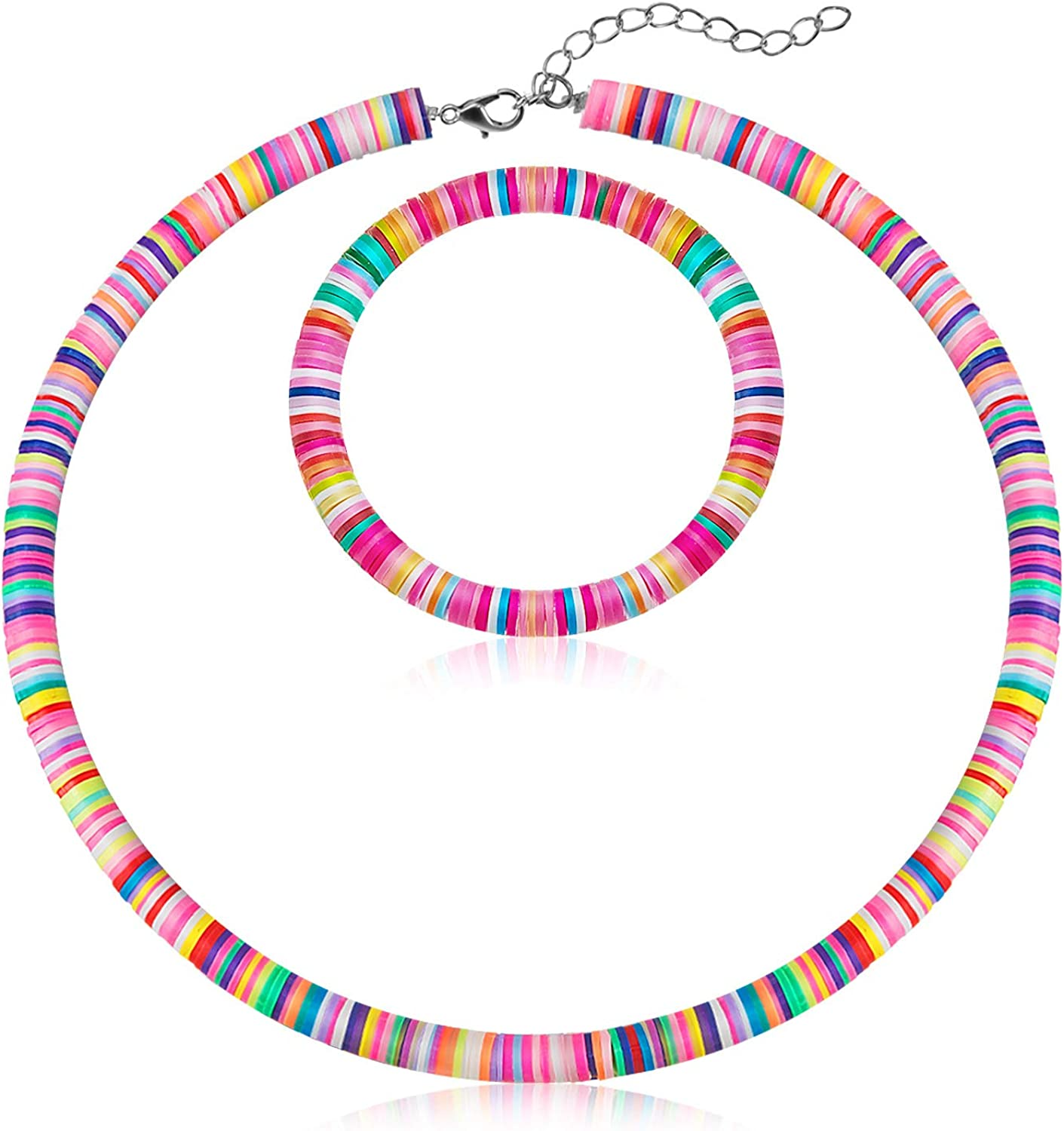 Heishi Surfer Attention brand In stock Necklace Bohemian Be Boho and Choker
