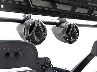 SuperATV Polaris Ranger Midsize & Fullsize 500/570 / 900/100 / EV/EXT Heavy Duty Wakeboard Speaker Mount (See Fitment) - Easy to Install!