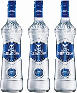 Wodka Gorbatschow 37,5% Vol. - 3 x 0.7 l