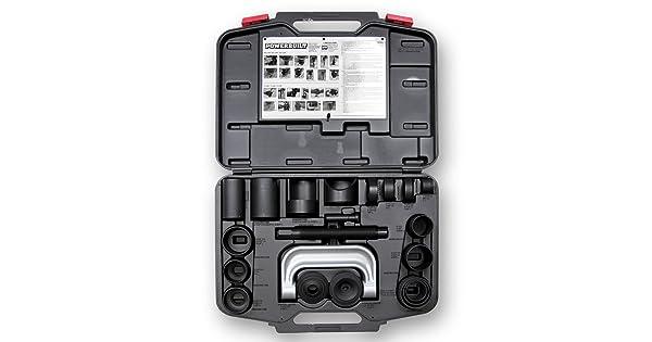 Powerbuilt Alltrade 648602 Kit 24 Ball Joint and U-Joint Service Tool Set