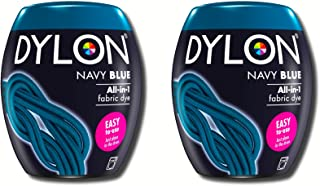 New Dylon 350g Navy Blue Machine Dye Pod 2 Pack