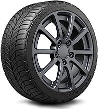 BFGoodrich G-Force Comp-2 A/S Plus All-Season Radial Car Tire for Ultra-High Performance, 245/45ZR18/XL 100Y
