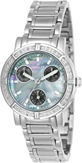 Women's 0610 Wildflower Collection Diamond Chronograph Watch
