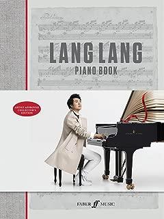 Lang Lang Piano Book: Hardcover Book (Faber Edition)