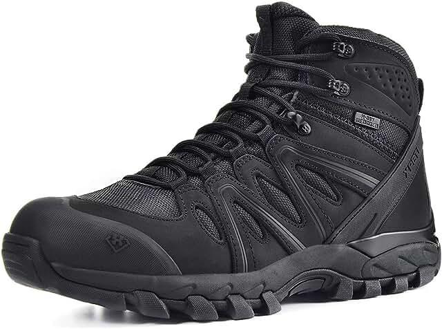 Men's X-Force Mid Tactical Boots
