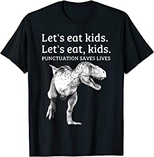 let's eat kids t shirt
