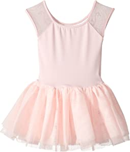 Bloch Kids - Cap Sleeve Tutu Leotard (Toddler/Little Kids/Big Kids)