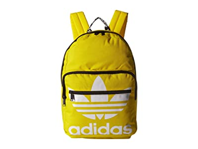 adidas Originals Originals Trefoil Pocket Backpack (Yellow) Backpack Bags