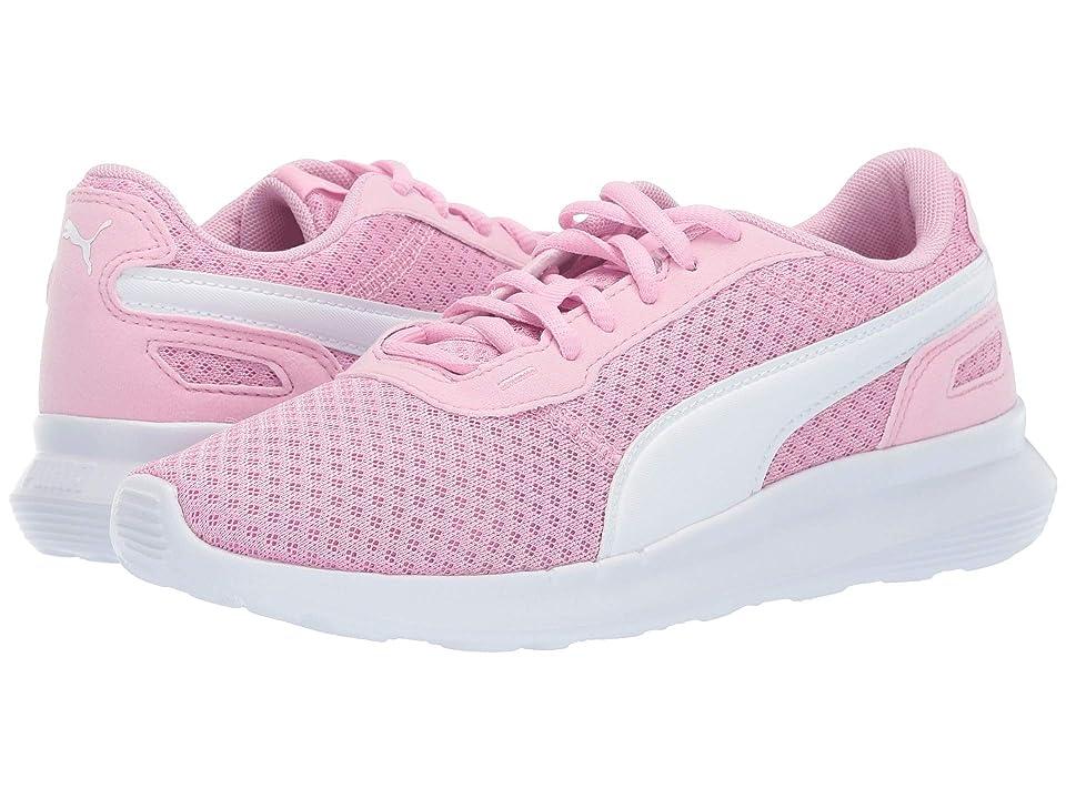 Puma Kids ST Activate (Big Kid) (Pale Pink/Puma White) Kids Shoes