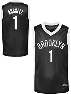 58d93c10 Outerstuff NBA Toddler Team Color Player Name & Number Replica Road Jersey