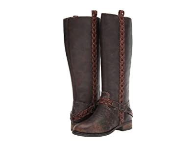 Sbicca Folsom (Dark Brown) Women