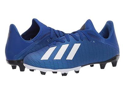 adidas X 19.3 FG (Team Royal Blue/Footwear White/Core Black) Men