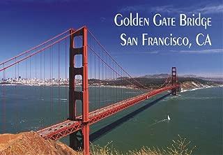 Golden Gate Bridge, San Francisco, CA, California Magnet 2 x 3 Photo Fridge Magnet