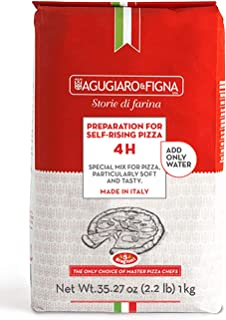"Self-Rising Italian Pizza Flour ""00"", 2.2 lb package"