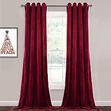 274cm drop curtains