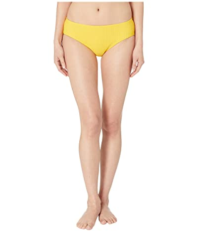 Lucky Brand Golden State of Mind Wide Side Hipster Bottoms (Sunshine) Women