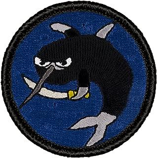 Ninja Narwhal Patrol Patch - 2