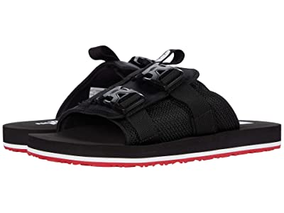 The North Face Eqbc Slide (TNF Black/Fiery Red) Women