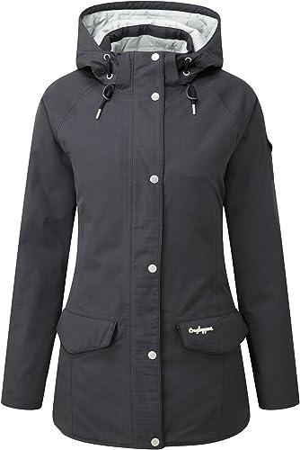 Craghoppers femmes Ladies 250 Waterproof Breathable Padded Coat Jacket
