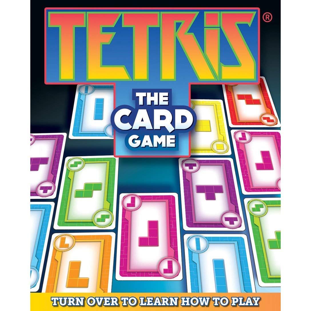 MasterPieces Obras maestras Tetris Juego de Cartas: Amazon.es: Juguetes y juegos