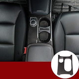 LFOTPP Coche Estuche de Gafas Soporte de Gafas de Sol Auto Interior Accesorios para Clase A W176 B W246 C W205 SUV Gris