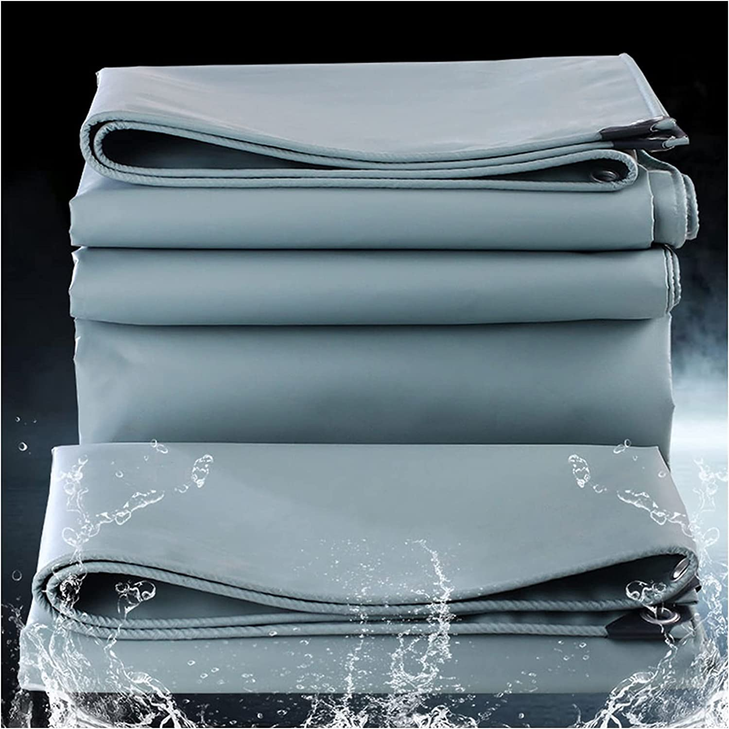 ALGWXQ Super 5% OFF Heavy DutyTarp UV Thick 70% OFF Outlet Waterproof Resistant Rip
