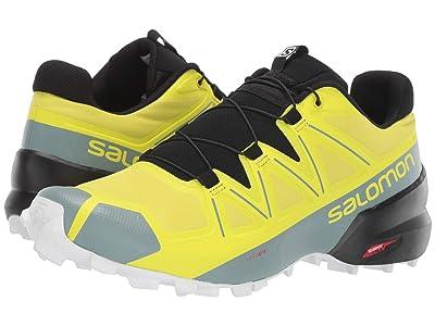 Salomon Speedcross 5 (Sulphur Spring/Black/White) Men