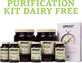 Standard Process - Purification Kit with SP Complete Dairy Free and Gastro-Fiber
