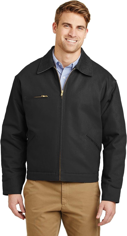 Cornerstone Mens Duck Cloth Work Jacket
