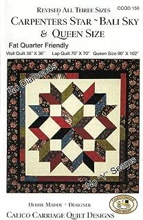 big star quilt pattern