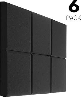 JBER Acoustic Studio Foam, 6 Pack 2